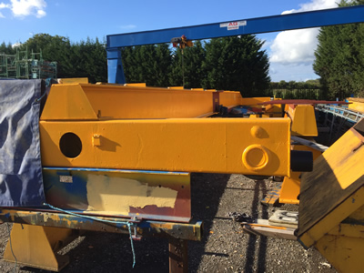 demag box beam crane