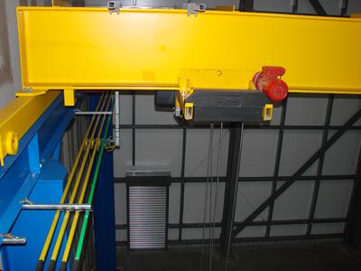 Buzz Bar For Cranes Busbar 100 Amp 4 Bar Power Electrical