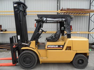 Cat Dp Forklift For Sale