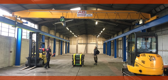 NEW AND USED OVERHEAD GANTRY CRANES for sale secondhand