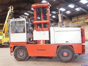 FANTUZZI SIDE LOADER for sale secondhand used works boss 5t