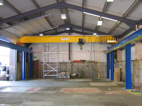 Overhead Crane Parts Uk : Overhead crane manufacturers uk based new and used gantry